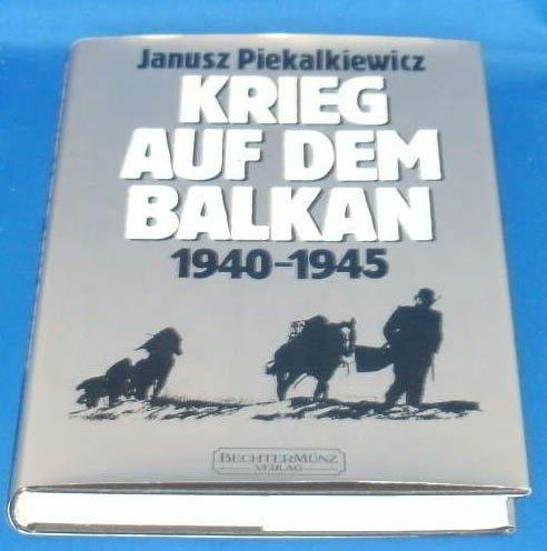 Krieg auf dem Balkan. 1940-1945