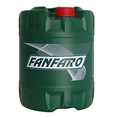 1 x 20L FANFARO Multifarm STOU 10W-40 API CG-4 GL-4 / Motor- Getriebe- Hydraulik- Öl Traktoröl