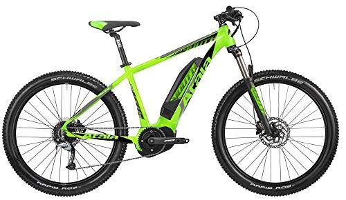 Atala - Bicicleta de montaña eléctrica Modelo 2019 Youth 27,5 Pulgadas, 9 velocidades, Medida 46, batería 400 W,