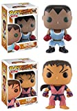 Funko POP! Street Fighter: Balrog + Dan - Video Game Vinyl Figure Set NEW