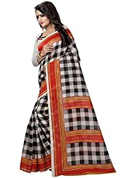 Sarees ( Sarees For Women Party Wear Offer Designer Sarees Below 500 Rupees Sarees For Women Latest Design Sarees... - B075WCNWR2