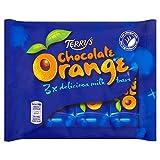 Terrys Chocolate Orange Milk Bar 3pack (129g x 25 x 1 pack...
