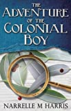 Front cover for the book The Adventure of the Colonial Boy by Narrelle M. Harris