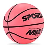Mini Basketball - Schwimmbad Basketball - Kinder Indoor Basketball - 5 Zoll Durchmesser - weich und bouncy