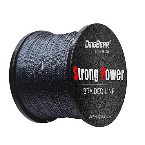 Dingbear 437Yd-5000Yd Fuerte tirón fuerte Línea de...