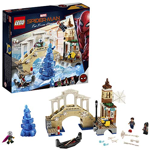 Super Heroes 76129 Toy, Multicolour Best Price and Cheapest
