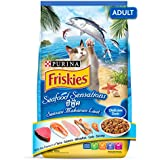 Purina Friskies Seafood Sensation Adult Cat Food from Nestlé, 450 g