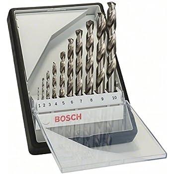 Super Hochwertige HSS Bohrer Metallbohrer Bohrerset Stahlbohrer: Amazon FZ71