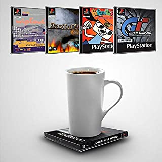 Official Sony PlayStation games coasters - Volume 1 (4 pack) (B00OI5LTO4) | Amazon price tracker / tracking, Amazon price history charts, Amazon price watches, Amazon price drop alerts