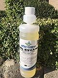 Detergente Lavatrice Enzimatico Superconcentrato, 1 Kg, flacone GIUSTA DOSE, Indian Wood