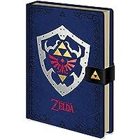 Cuaderno de Notas Premium The Legend of Zelda - Hylian Shield/Escudo