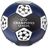 Ballon de Football Champions League Marine et Blanc Taille 5