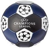 Ballon de Football Champions League Marine et Blanc Taille 5