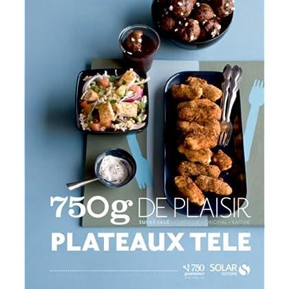 750G DE PLAISIR PLATEAUX TELE