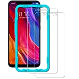 Ibywind Screen Protector for Xiaomi Mi 8 [Pack of 2] 9H