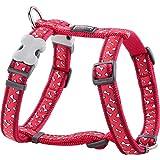 Red Dingo GmbH 9330725072572Petral Hund Flying Bones, M, rot