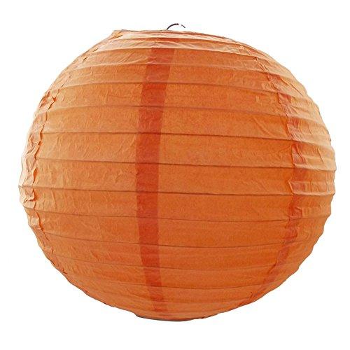 rie 220,3cm Papier Laternen, Pompoms, Honeycomb Ball, Papier Fans Halloween hängen Decor Partyzubehör (orange & schwarz) HW-7 (Jack O Laternen Ideen)