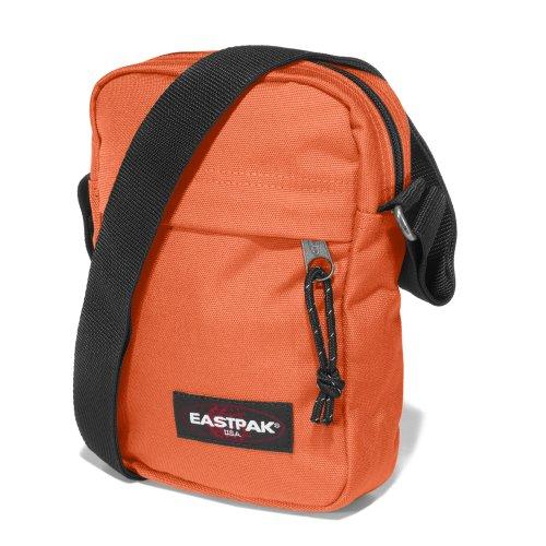 Eastpak Borsa Messenger, Ghiacciaio blu (glacier blu) - EK045142 Omg Orange