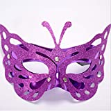 TianWlio Karnevals Maske Venezianische Maskerade Masken Karneval Party Kostüm Festival Party