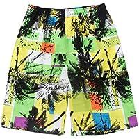 Pantalones de secado rápido especiales para hombres Pantalones cortos de playa para vacaciones cortos sueltos