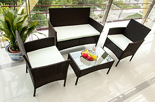Rattan Patio Furniture: Amazon.co.uk