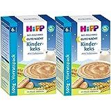 Hipp Kinderkeks bonsoir porridge - à partir de 6 mois, 2-pack (2 x 500g)