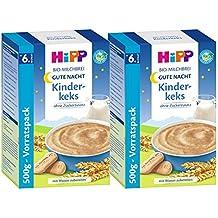 Hipp Kinderkeks buenas noches avena - a partir de 6 meses, 2-pack (2 x 500 g)