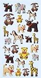 Creapop Sticker Softysticker * Tierkinder * Aufkleber 3451125