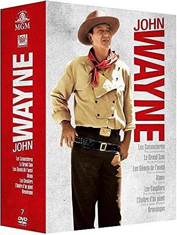 John Wayne : 7 films, 1 mythe : Comancheros +