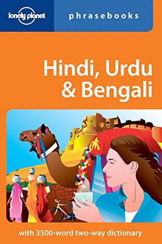 Lonely Planet Hindi, Urdu & Bengali Phrasebook (Phrasebooks)