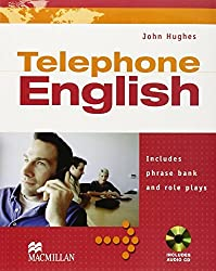 Telephone English: Students Book with Audio CD by John Hughes (2006-08-02)