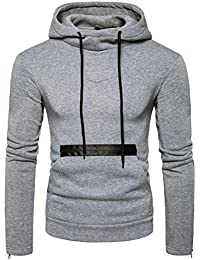 the best attitude 73324 baad3 Amazon.it: Felpa Di Cashmere - Felpe con cappuccio / Felpe ...