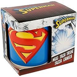Boyz Toys ST456 Superman Mug in Gift Box, White