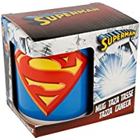 Boyz Toys ST456 Superman Mug in Gift Box, White