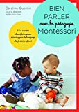 Bien parler avec la pédagogie Montessori (0-3 ans) - 104 cartes classifiées pour développer le langage du jeune enfant