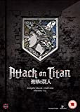 Attack On Titan: Complete Season One Collection [DVD] [UK Import]