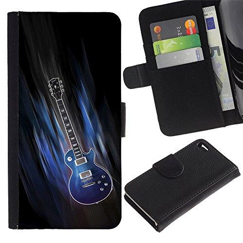 Graphic4You Niedlich Plastic Stars Design Brieftasche Leder Hülle Case Schutzhülle für Apple iPhone 4 und 4S Design #7