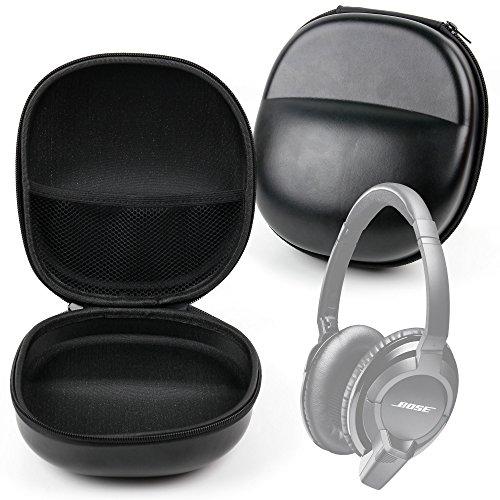Funda rígida para auriculares JBL Synchros E50BT | JBL E35 | E45BT | E55BT| E55BT Quincy Edition| E45BT (2017) | E55BT (2017) | T450 | T450BT - Carcasa moldeada DURAGADGET