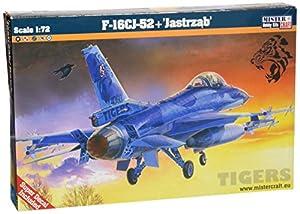 MisterCraft D de 116-Maqueta de F de 16cj de 52+ jastrzab/Hawk
