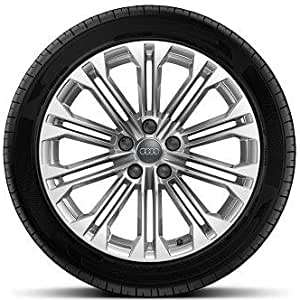 Audi Wkr 10 Parallel Spoke D 8 X 18 5 112 31 Aluminium Base Tyre 245 40 R18 97 V The Right 8 W0073548 A8z8 Auto