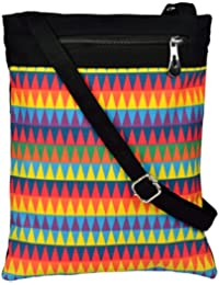 All Things Sundar Womens Sling Bag / Cross Body Bag - S02 - 73B