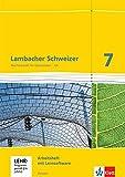 Lambacher Schweizer / Ausgabe für Hessen G8: Lambacher Schweizer / Arbeitsheft plus Lösungsheft und Lernsoftware 7. Schuljahr: Ausgabe für Hessen G8