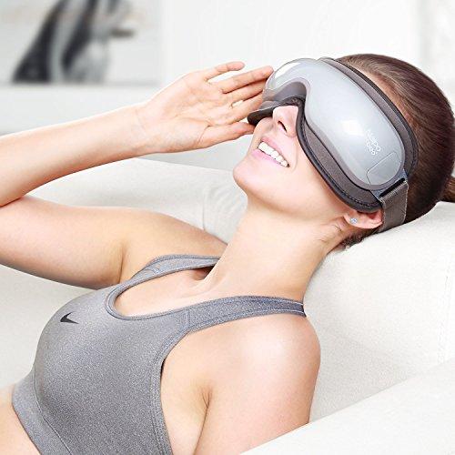 Risultati immagini per Naipo Massaggiatore Oculare con Funzione di Riscaldamento