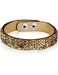 Rafaela Donata - Bracelet fashion cristal de verre - En différentes longueurs, bracelet cristal de verre - 60917026