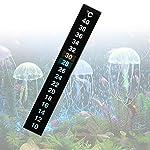 Dairyshop 1/5/10pcs Aquarium Stick-On Thermometer, Fish Tank Digital Temperature Sticker (10pcs) 9