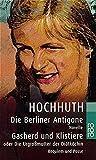Die Berliner Antigone/Gasherd und Klistiere oder Die Urgroßmutter der Diätköchin: Novelle/Requiem und Posse in je einem Akt