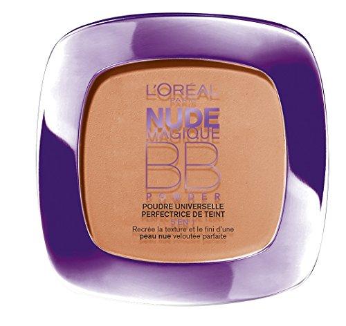 L'Oréal Paris, BB in polvere Nude Magique, pelle scura