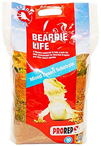 ProRep Beardie Life Reptile Substrate 10kg