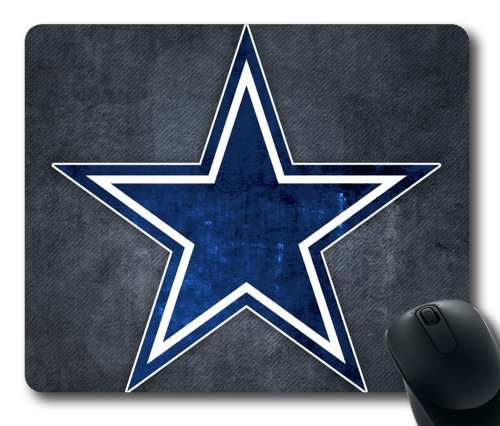 NFL - Dallas Cowboys Mouse Pad, Customized Rectangle Mousepad Diy By Bestsellcase