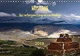 MUSTANG - das verborgene Königreich im Himalaya (Wandkalender 2019 DIN A4 quer): Mustang - Nepals farbprächtiges Paradies (Monatskalender, 14 Seiten ) (CALVENDO Natur)